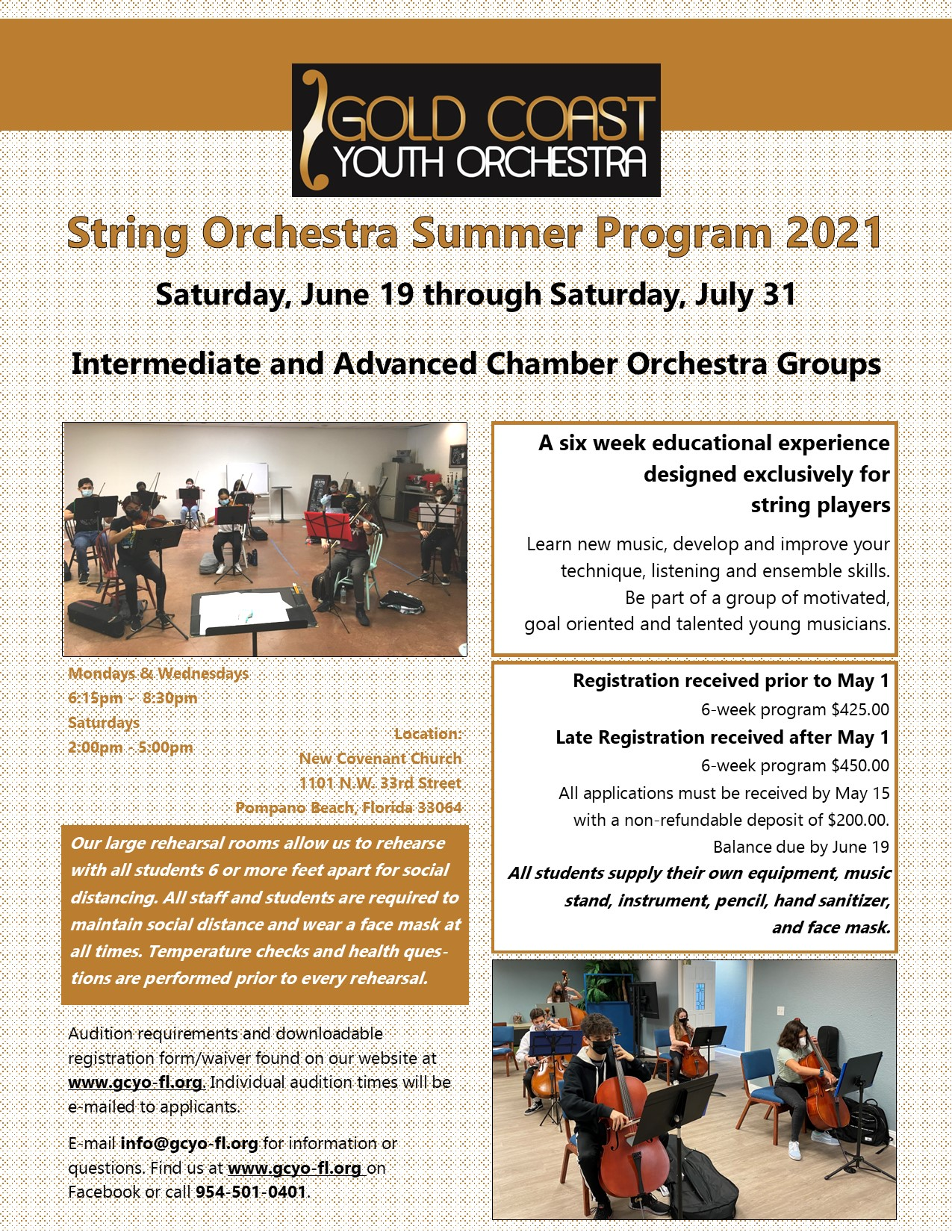Gold Coast Youth Orchestra